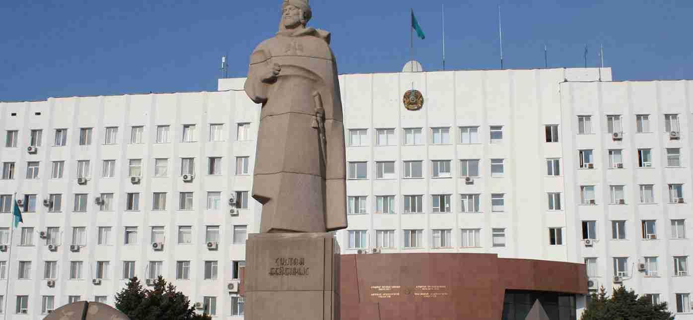 Грузоперевозки Москва - Атырау