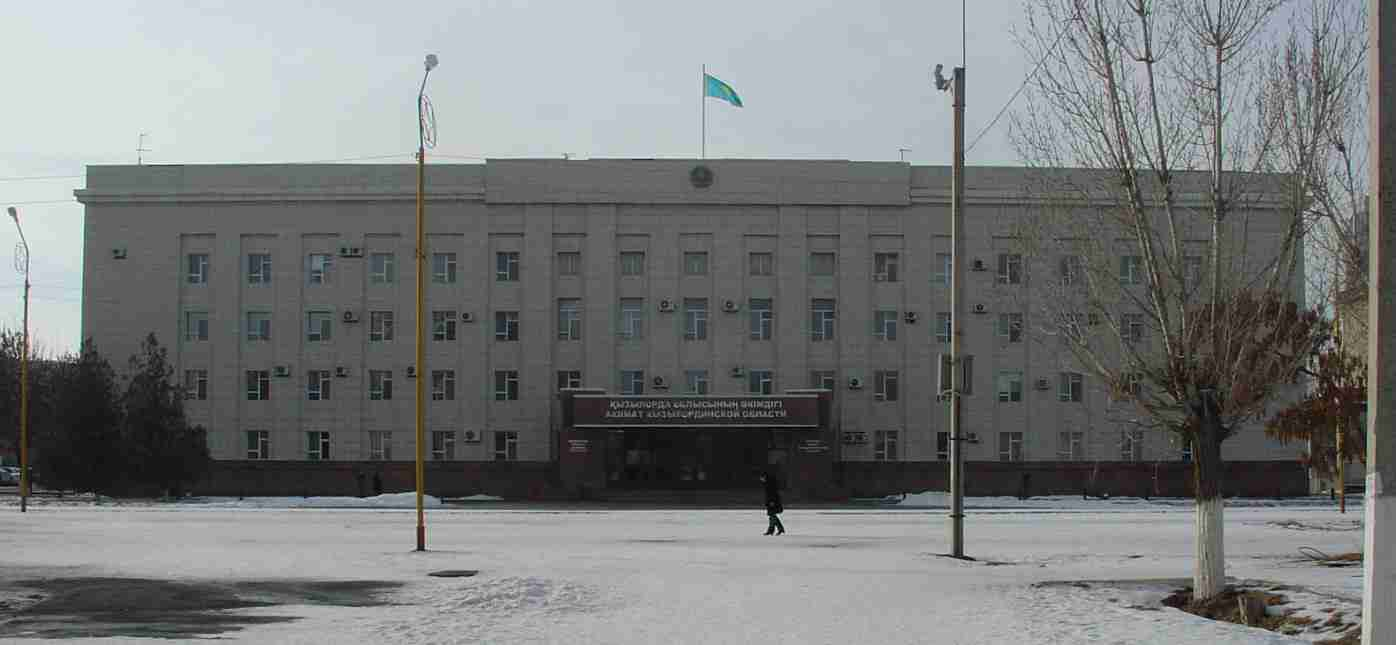 Грузоперевозки Москва - Кзыл-Орда