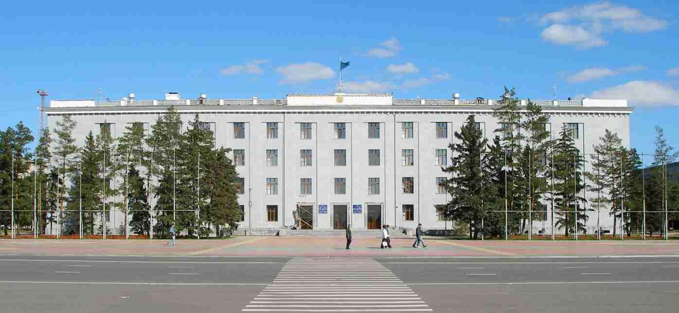 Грузоперевозки Москва - Павлодар
