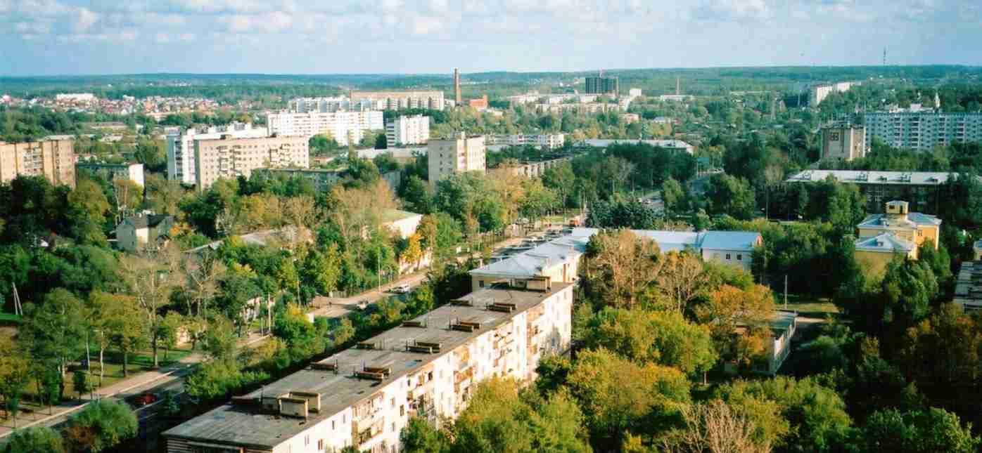 Грузоперевозки Москва - Солнечногорск