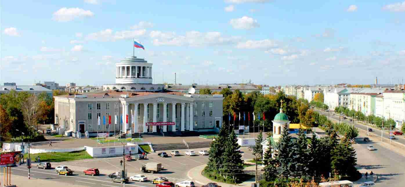 Грузоперевозки Екатеринбург - Дзержинский
