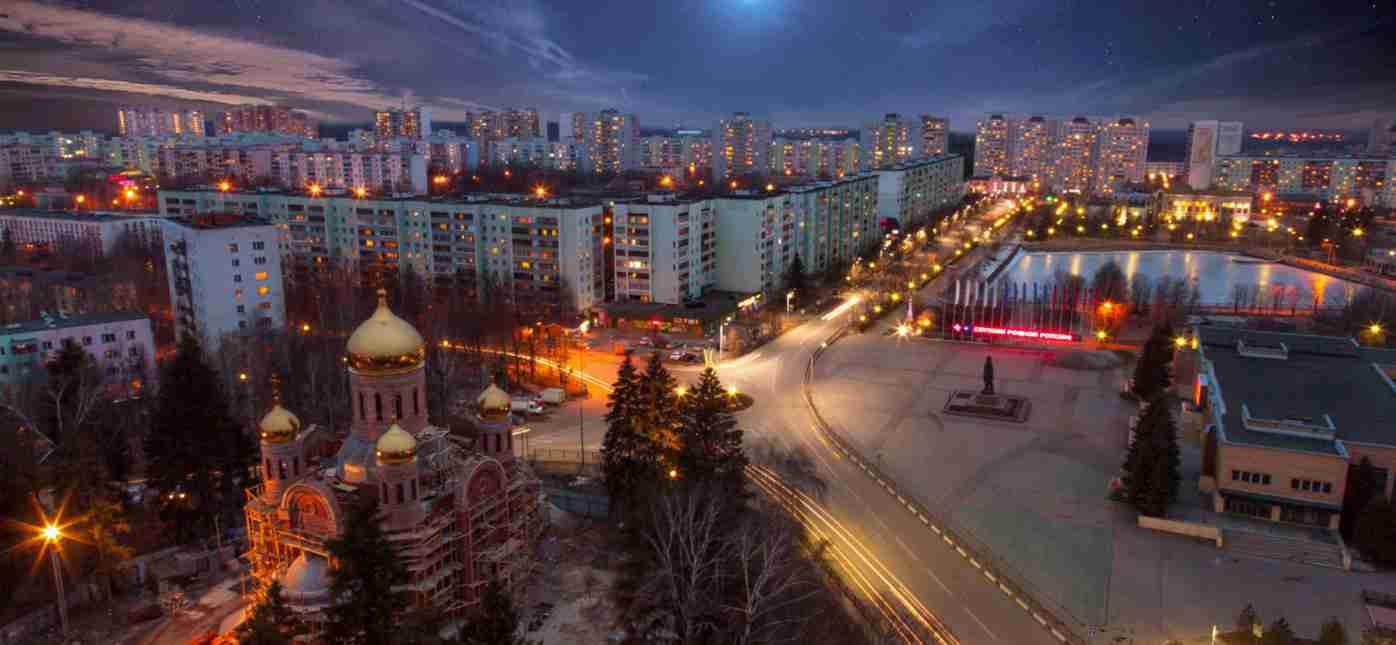 Грузоперевозки Белгород - Краснознаменск