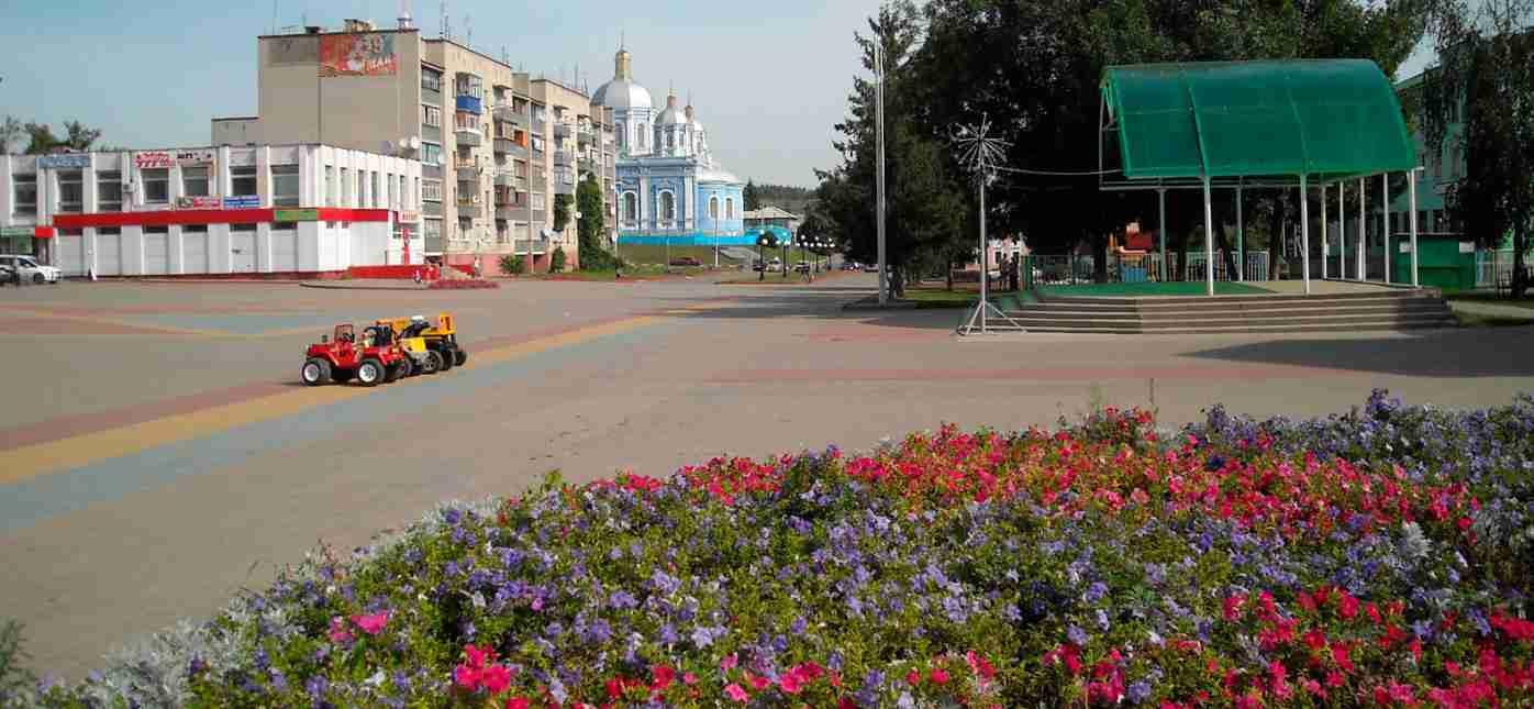 Грузоперевозки Москва - Короча