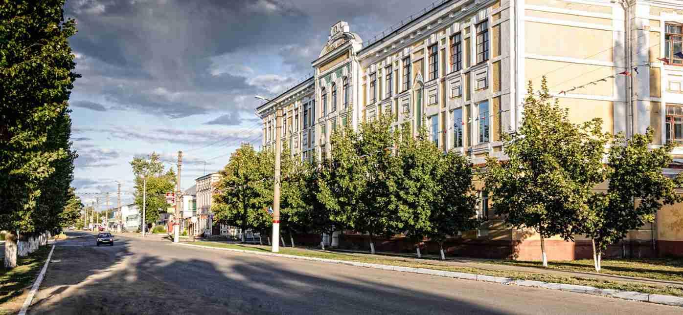 Грузоперевозки Москва - Богучар