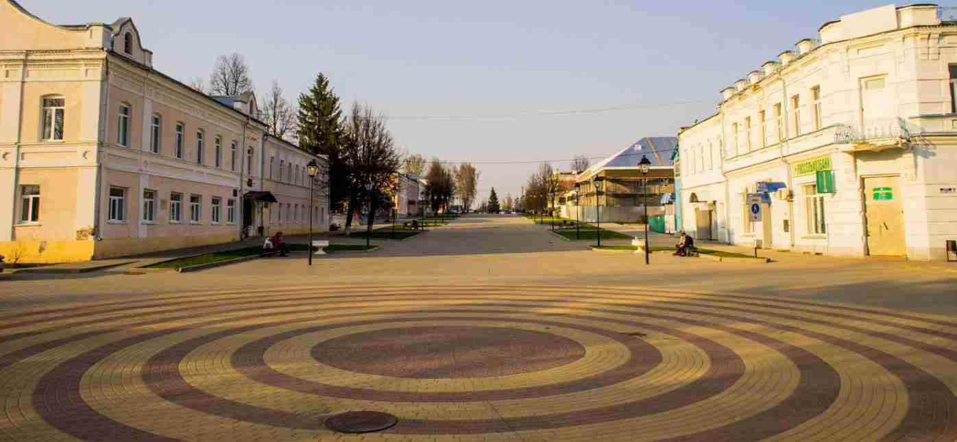 Грузоперевозки Москва - Мосальск