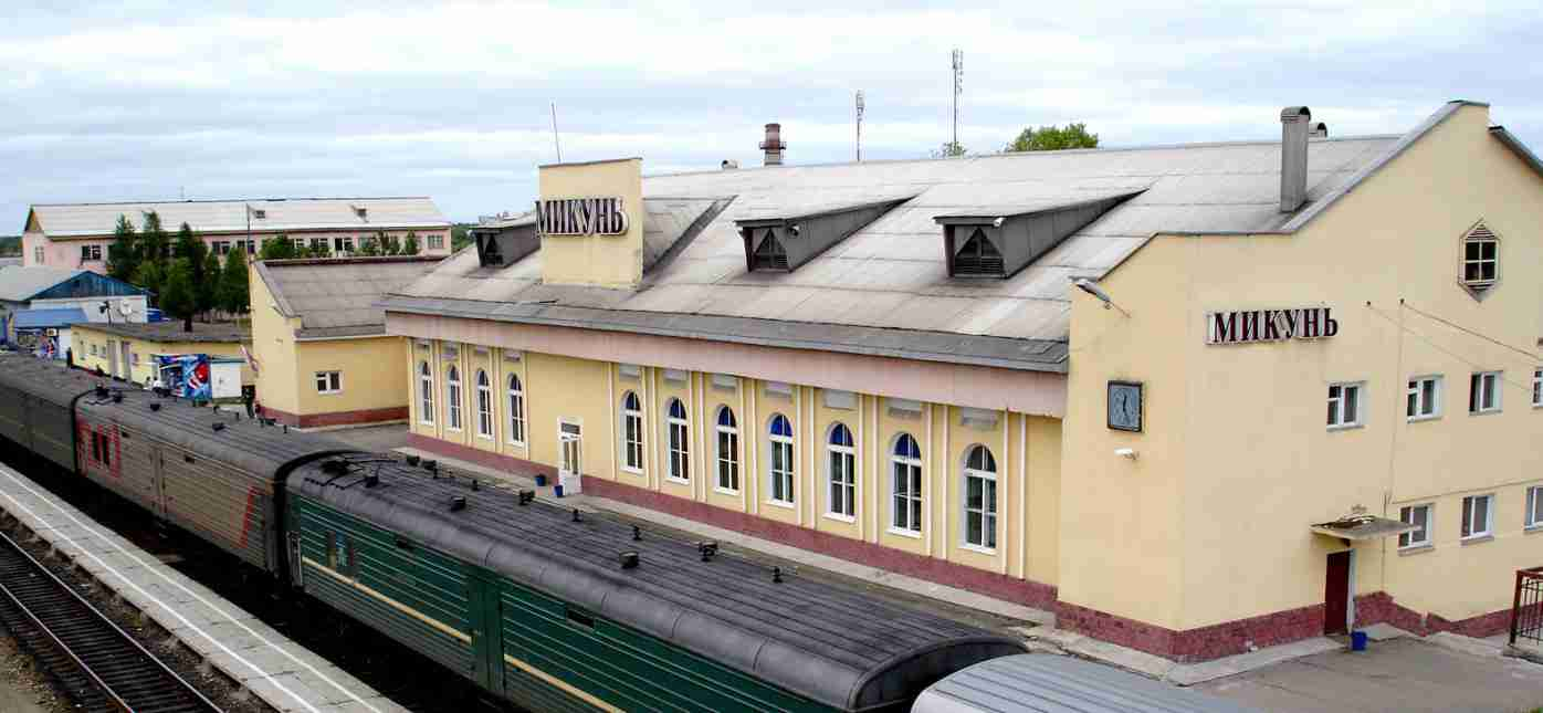 Грузоперевозки Москва - Микунь