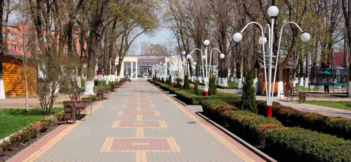 Грузоперевозки Москва - Новокубанск