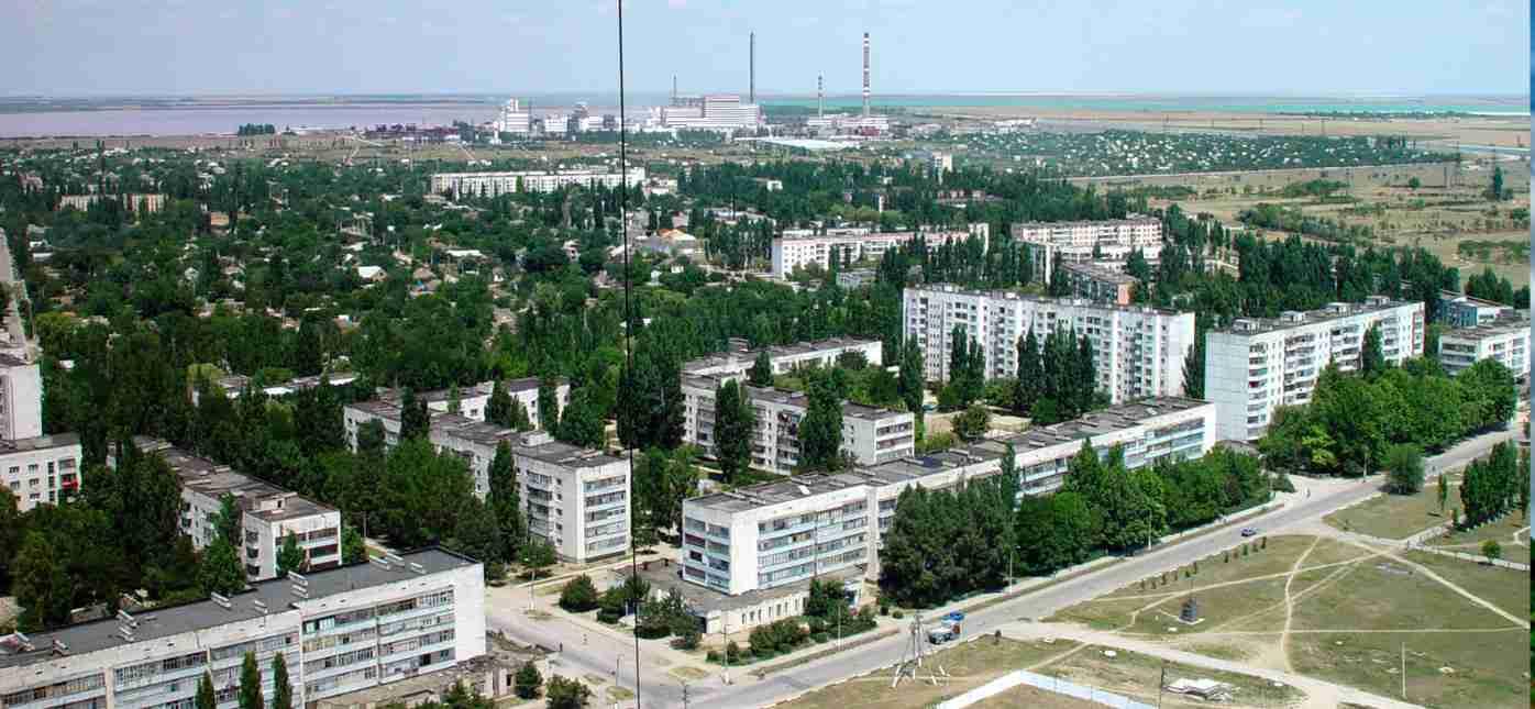 Грузоперевозки Москва - Красноперекопск