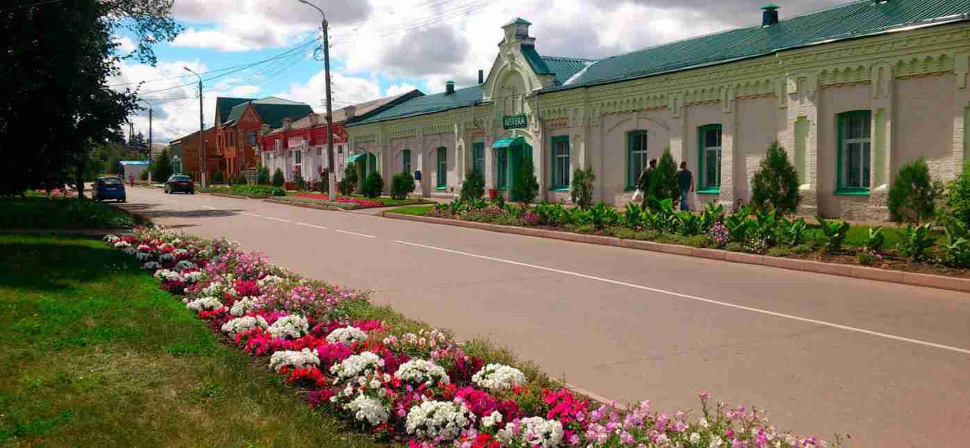 Грузоперевозки Москва - Суджа
