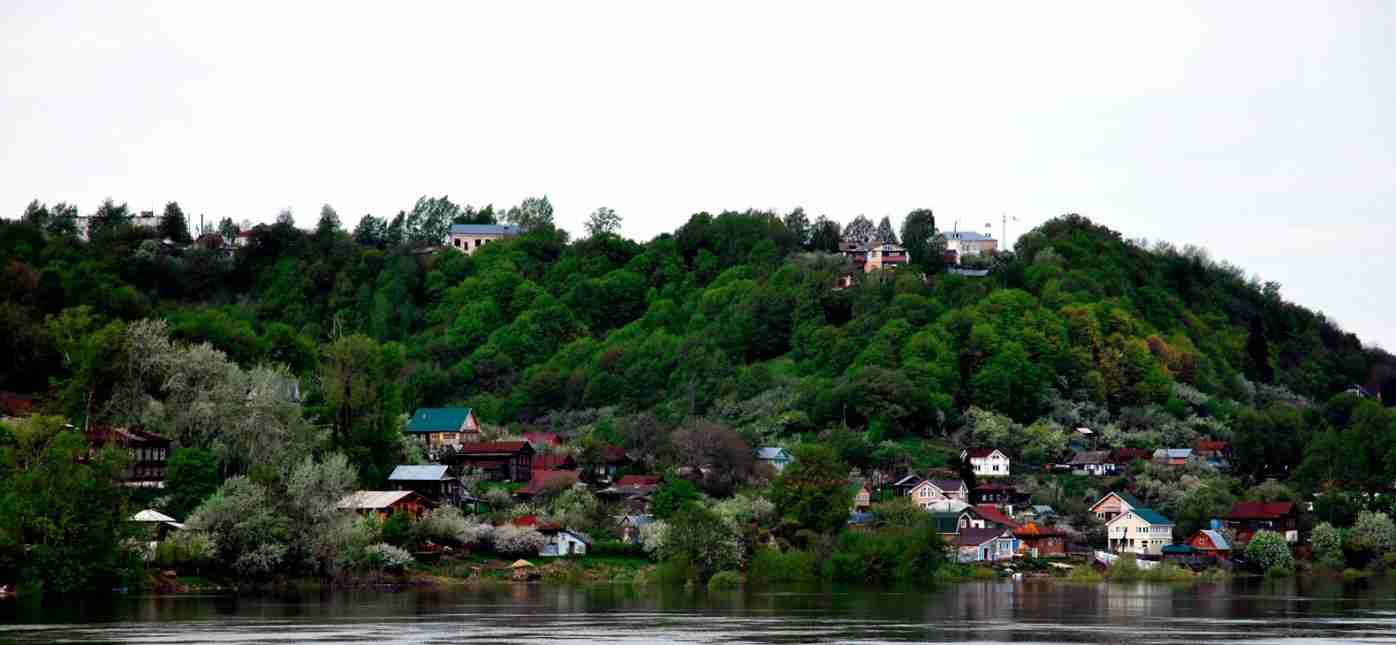 Грузоперевозки Москва - Горбатов