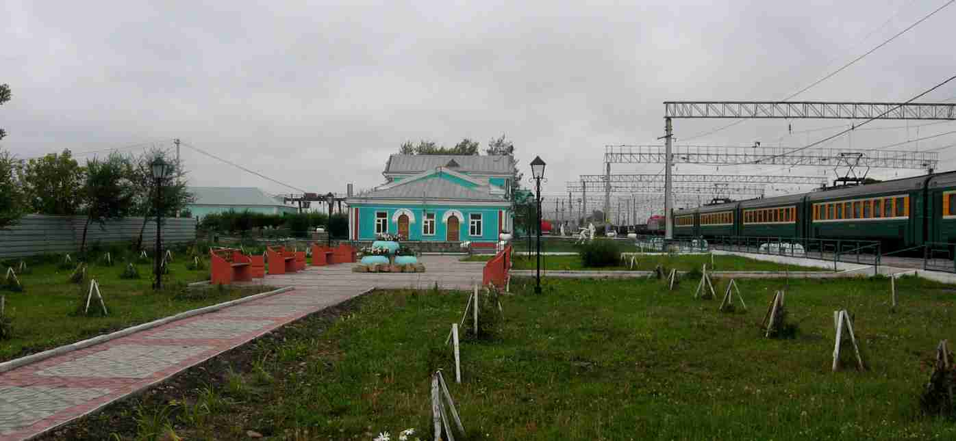 Грузоперевозки Москва - Чулым