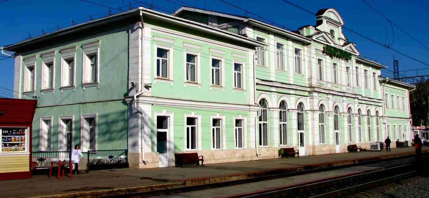 Грузоперевозки Москва - Абдулино