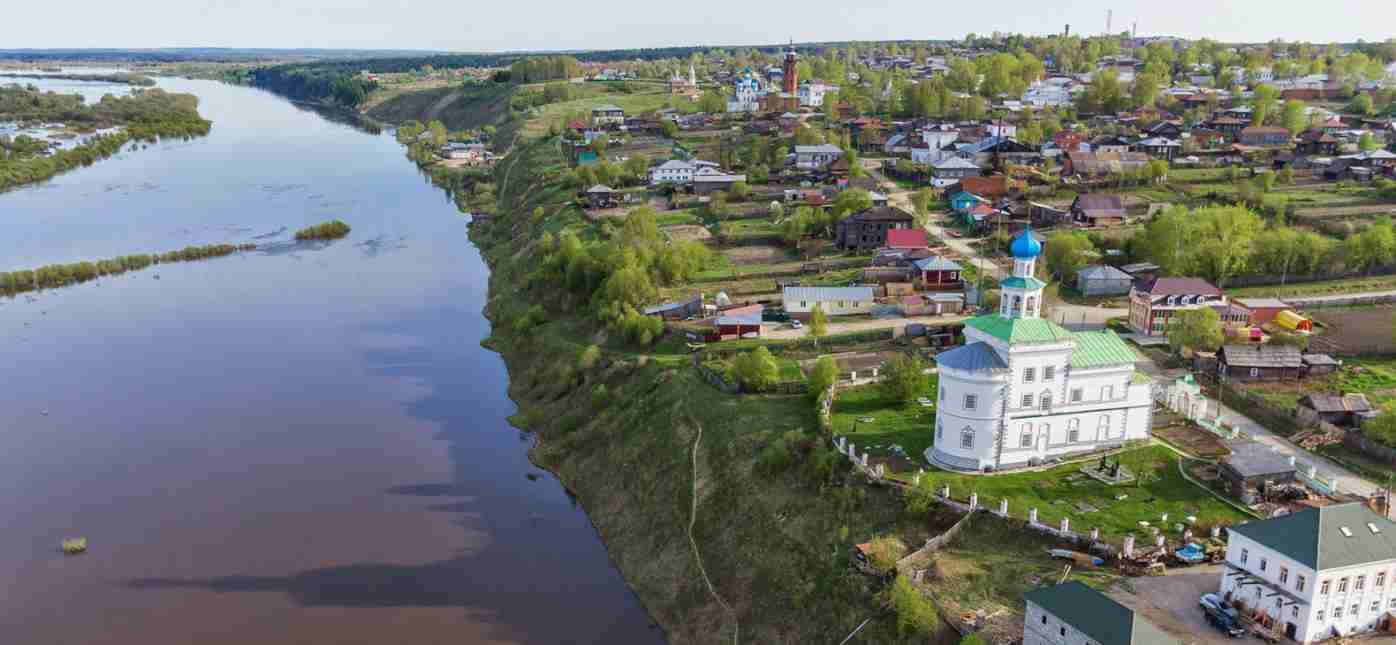 Грузоперевозки Москва - Чердынь