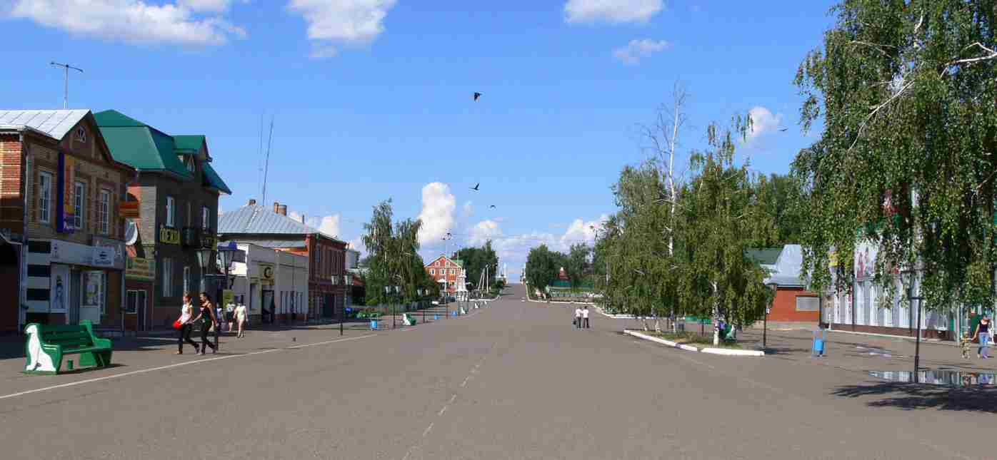 Грузоперевозки Москва - Буинск