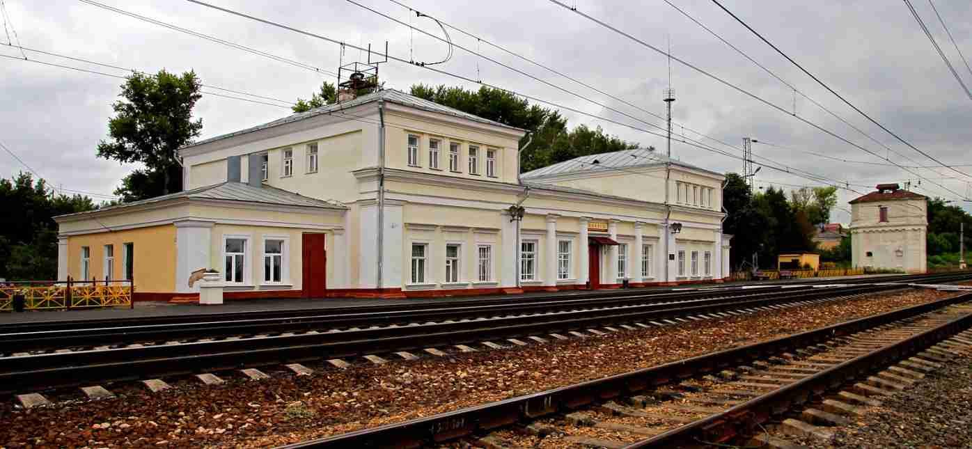 Грузоперевозки Москва - Плавск
