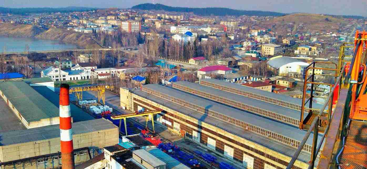Грузоперевозки Москва - Нязепетровск
