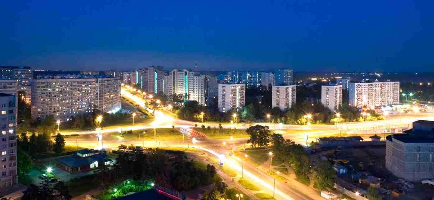 Грузоперевозки Москва - Зеленоград