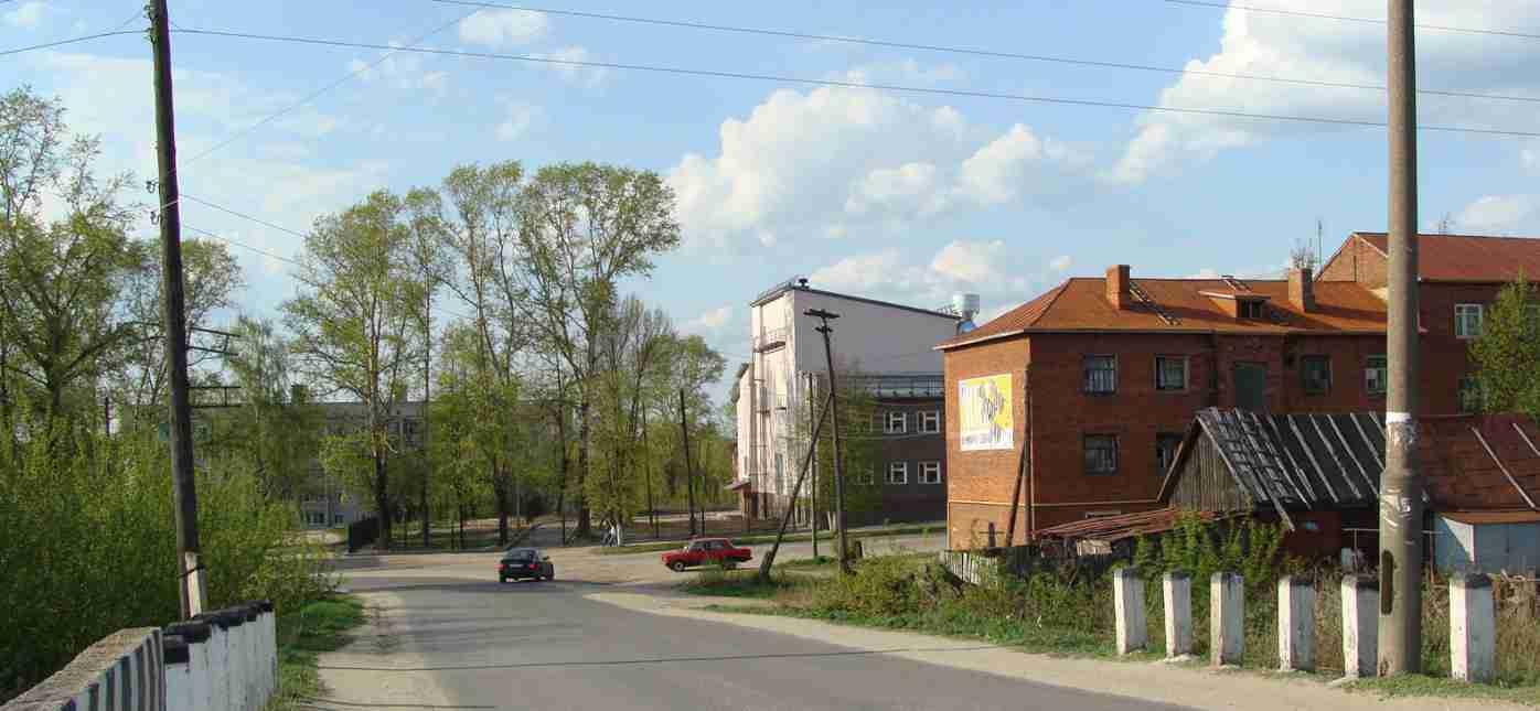 Грузоперевозки Москва - Камешково