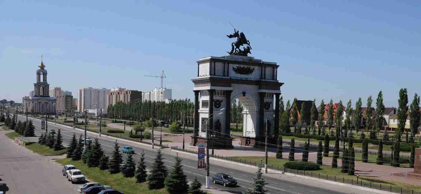 Грузоперевозки Калининград - Курск
