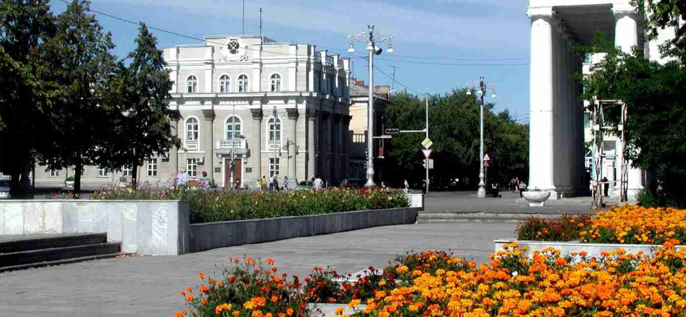 Грузоперевозки Краснодар - Курган