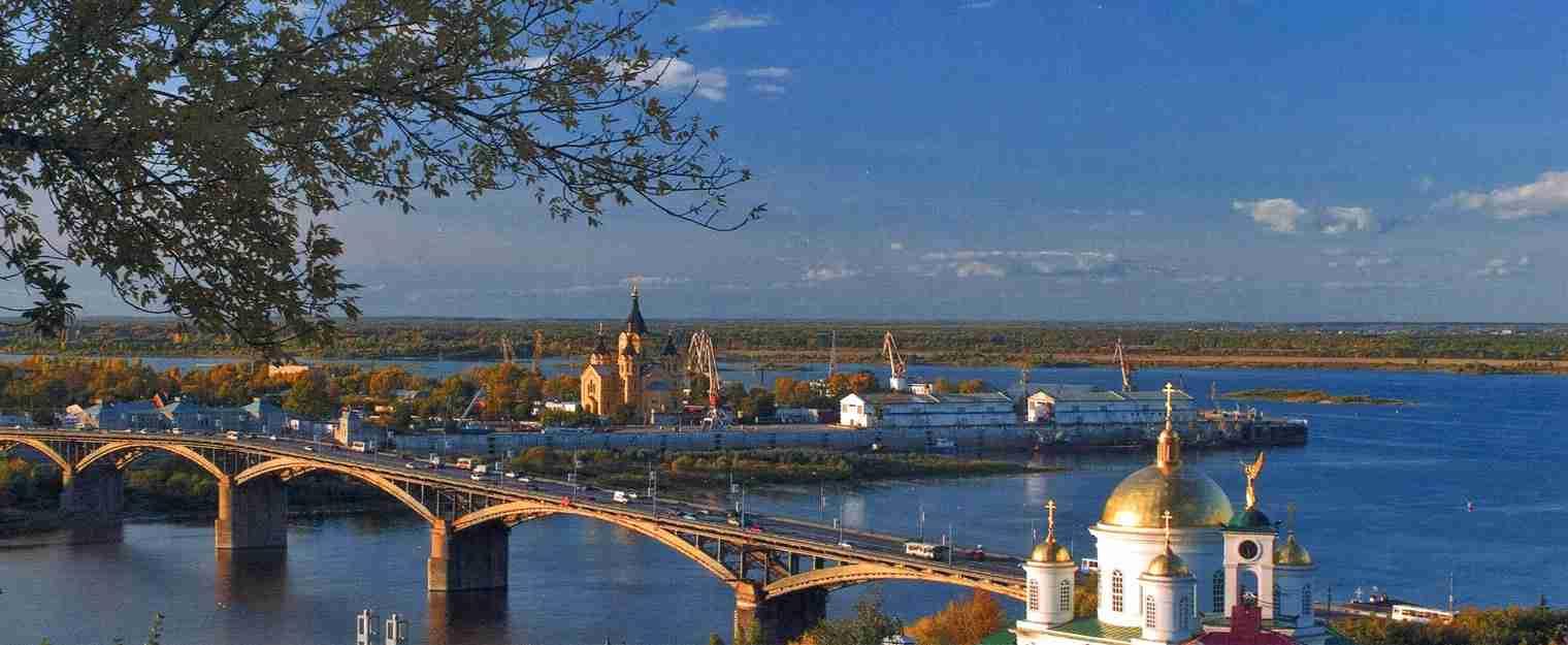 Грузоперевозки Краснодар - Нижний Новгород