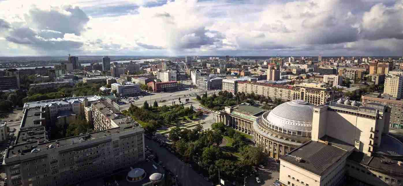 Грузоперевозки Курск - Новосибирск