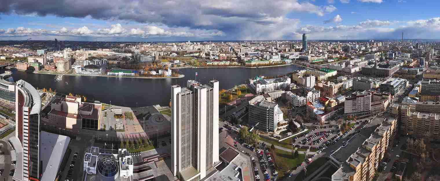 Грузоперевозки Краснодар - Екатеринбург