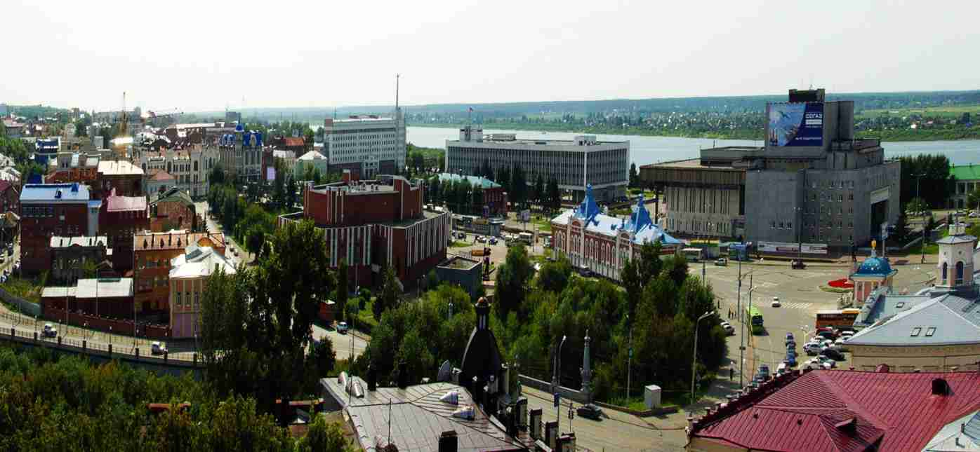 Грузоперевозки Курск - Томск