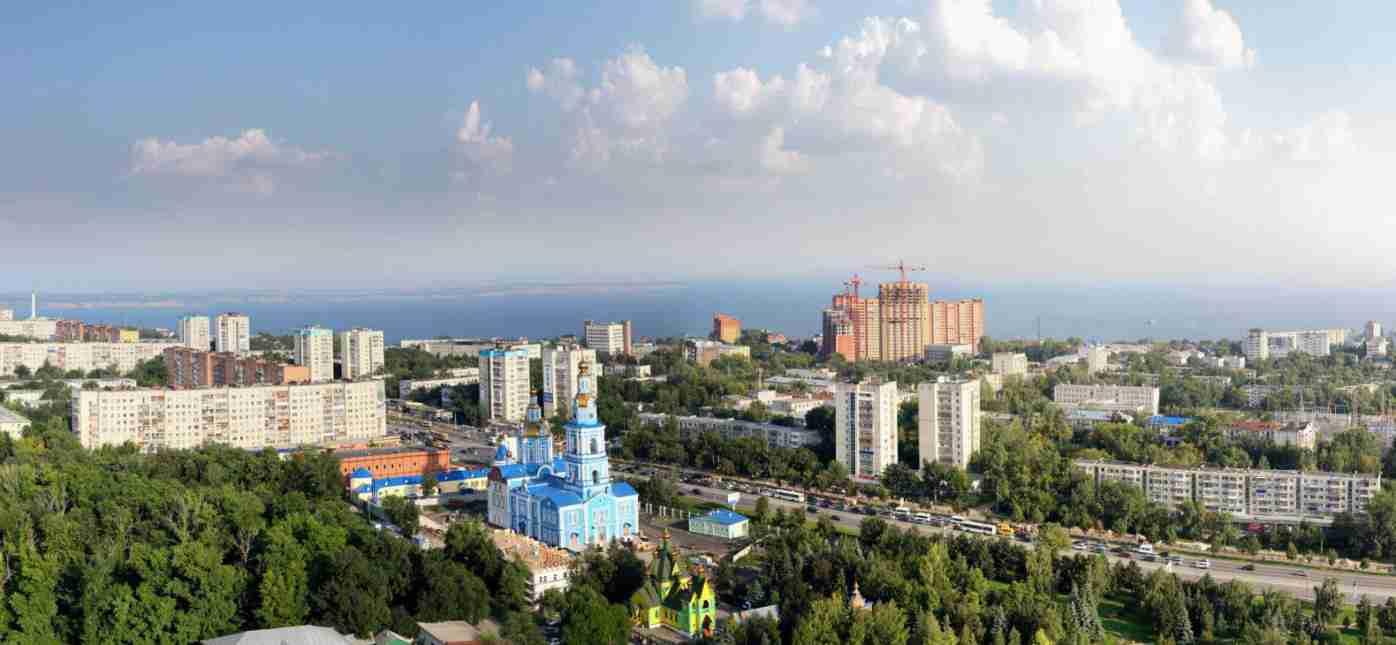 Грузоперевозки Смоленск - Ульяновск
