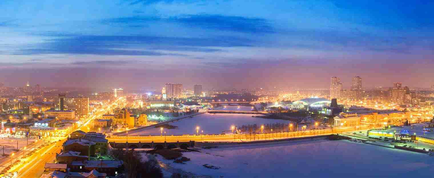 Грузоперевозки Краснодар - Челябинск