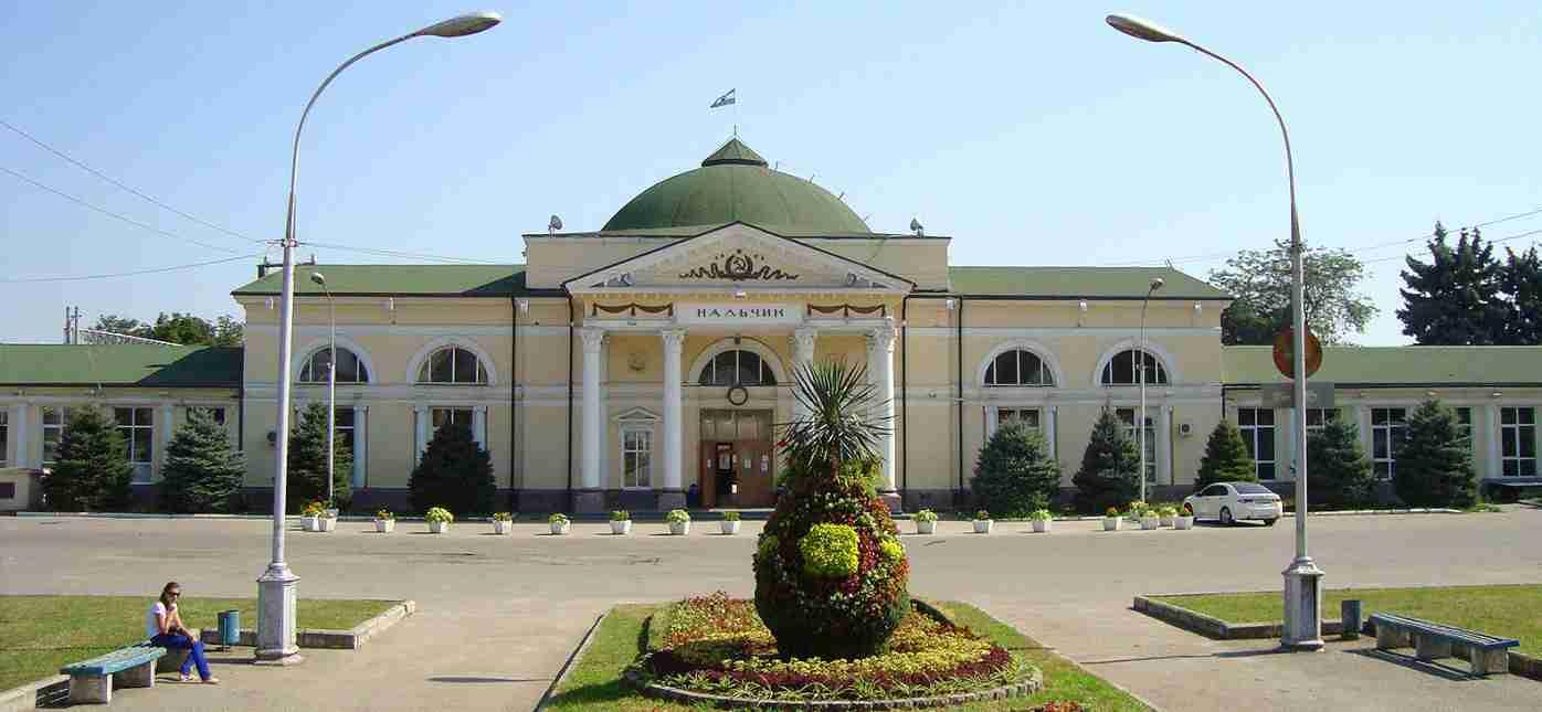 Грузоперевозки Москва - Нальчик