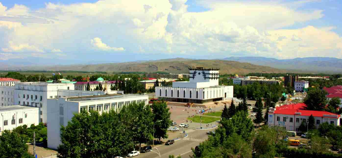 Грузоперевозки Москва - Кызыл