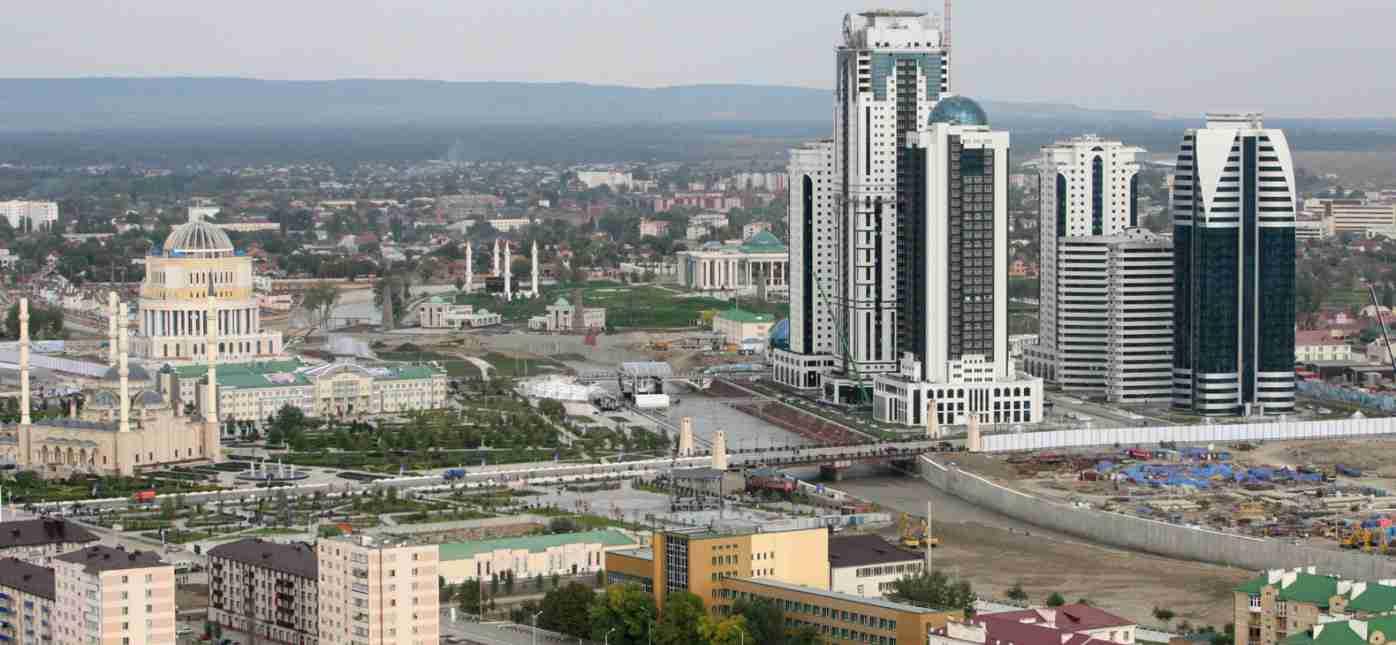 Грузоперевозки Москва - Грозный
