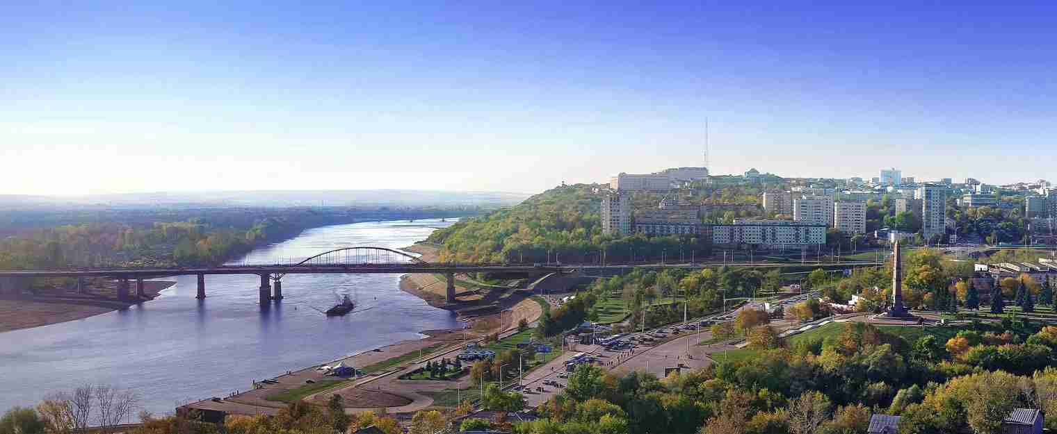 Грузоперевозки Краснодар - Уфа