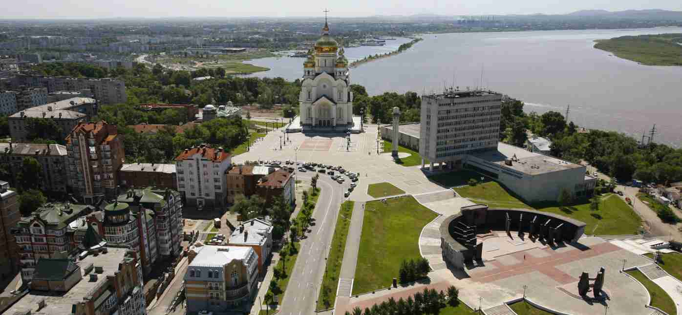 Грузоперевозки Москва - Хабаровск