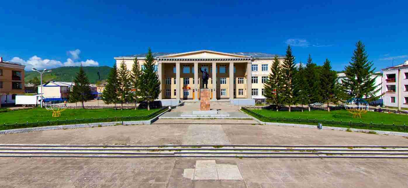 Грузоперевозки Москва - Закаменск