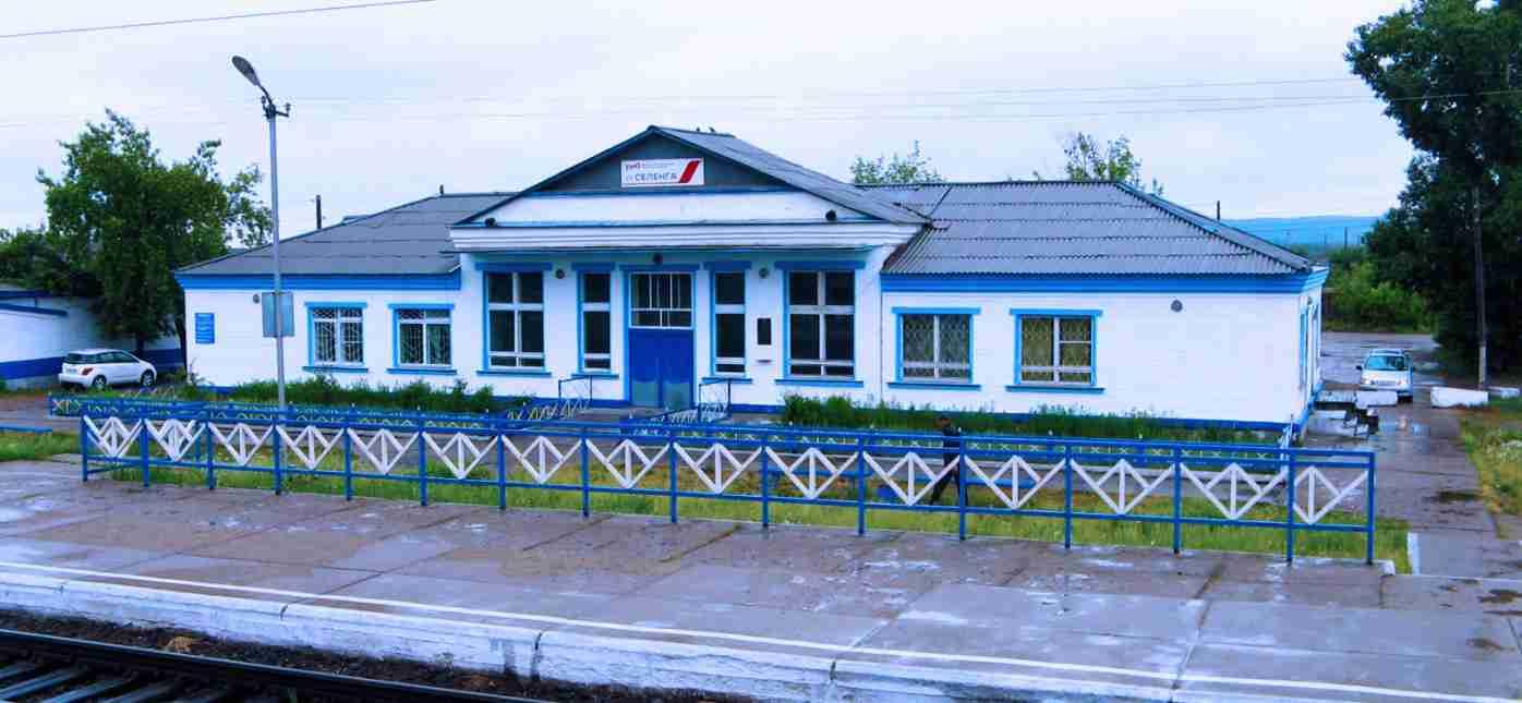 Грузоперевозки Москва - Селенгинск