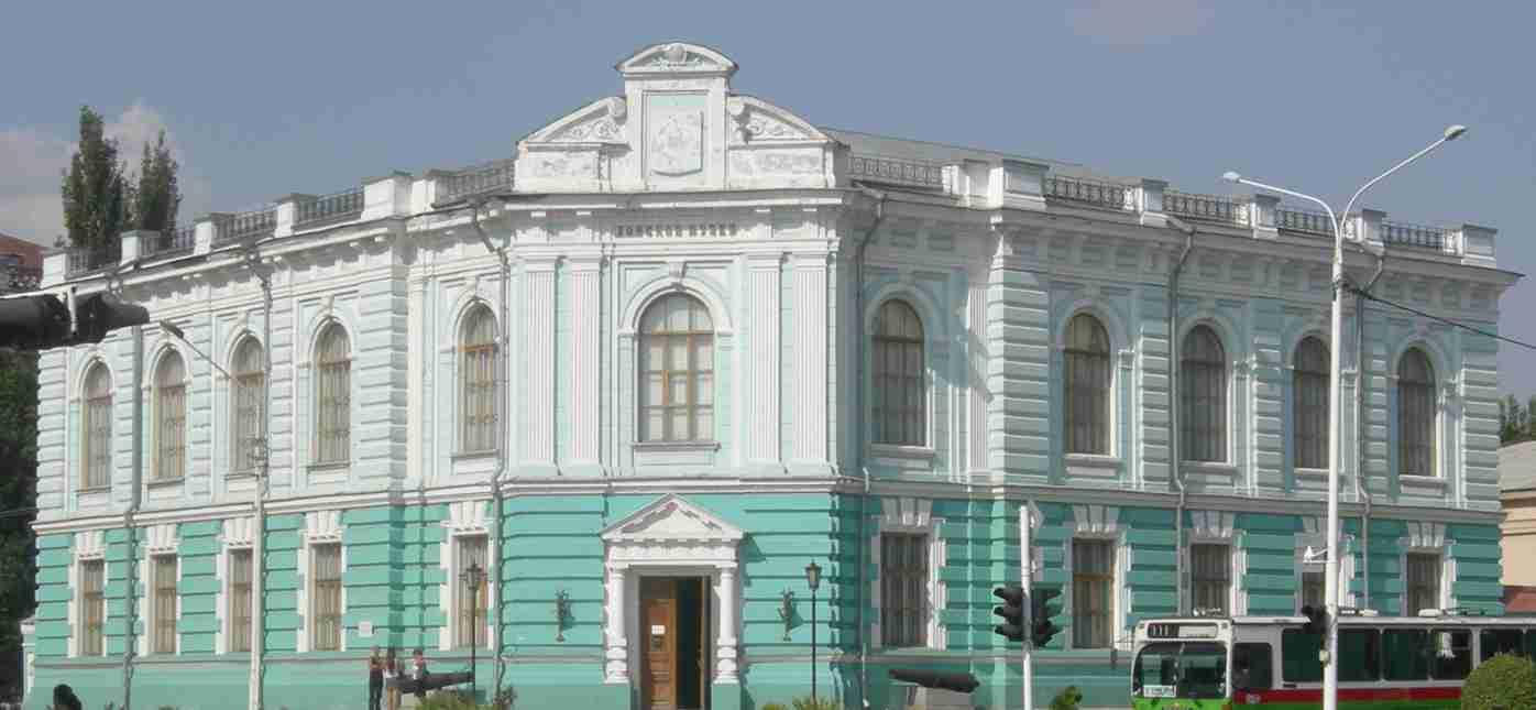 Грузоперевозки Москва - Донской