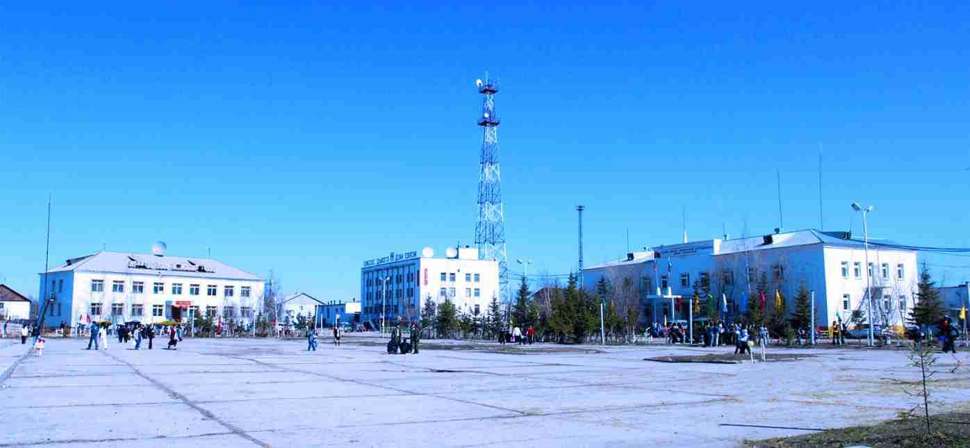 Грузоперевозки Москва - Вилюйск