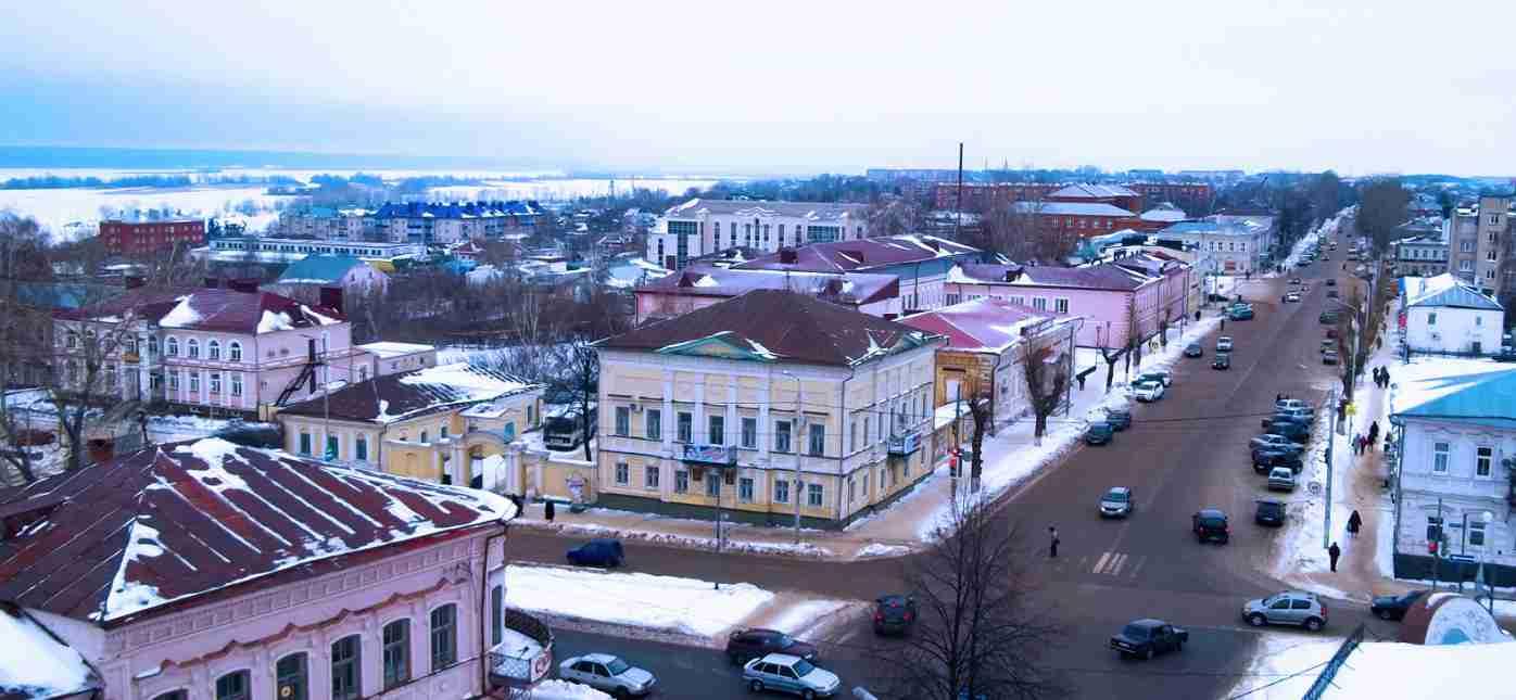 Грузоперевозки Москва - Чистополь
