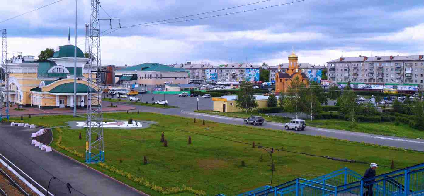 Грузоперевозки Москва - Новоалтайск