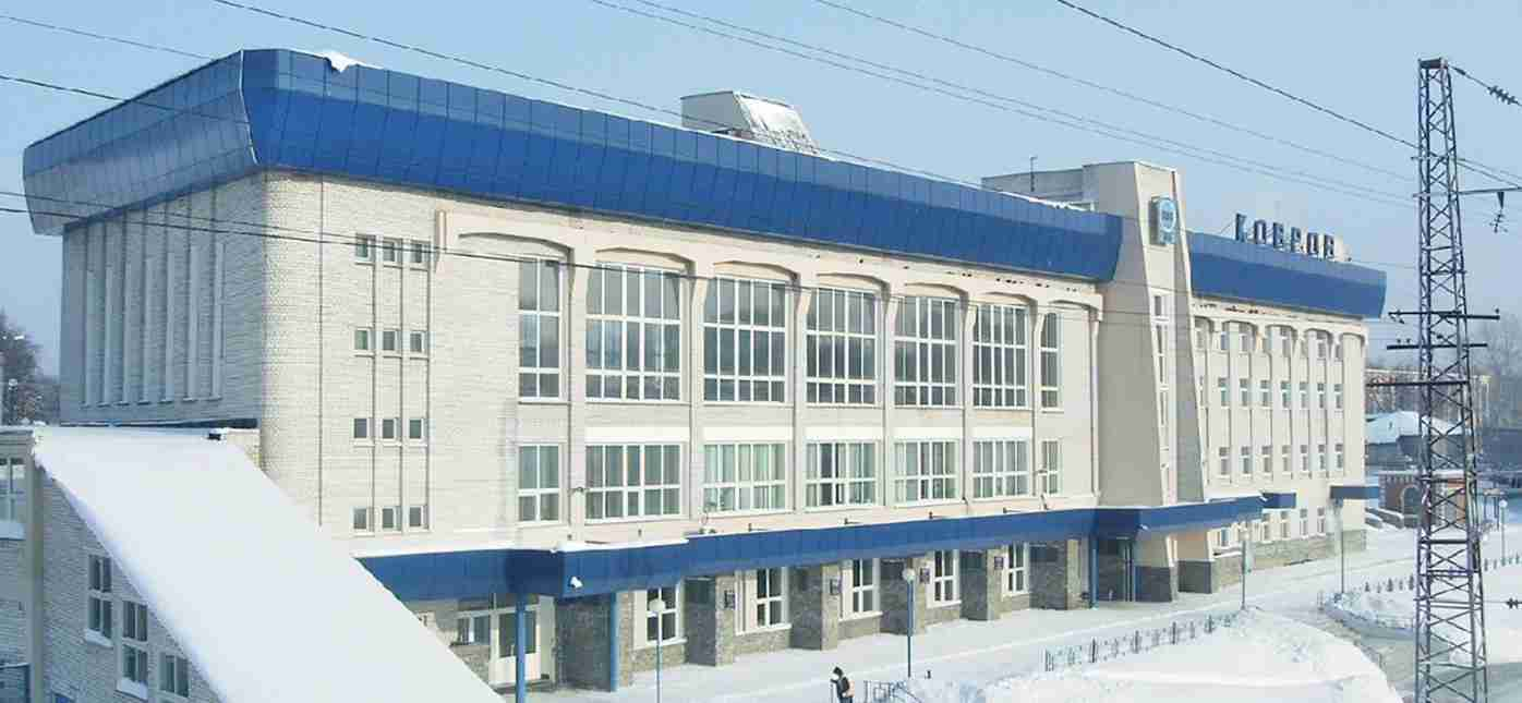Грузоперевозки Москва - Ковров