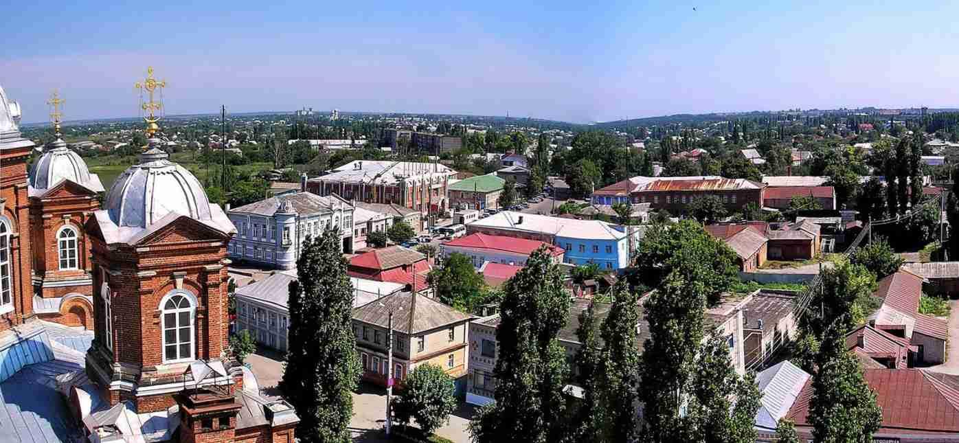 Грузоперевозки Москва - Бутурлиновка