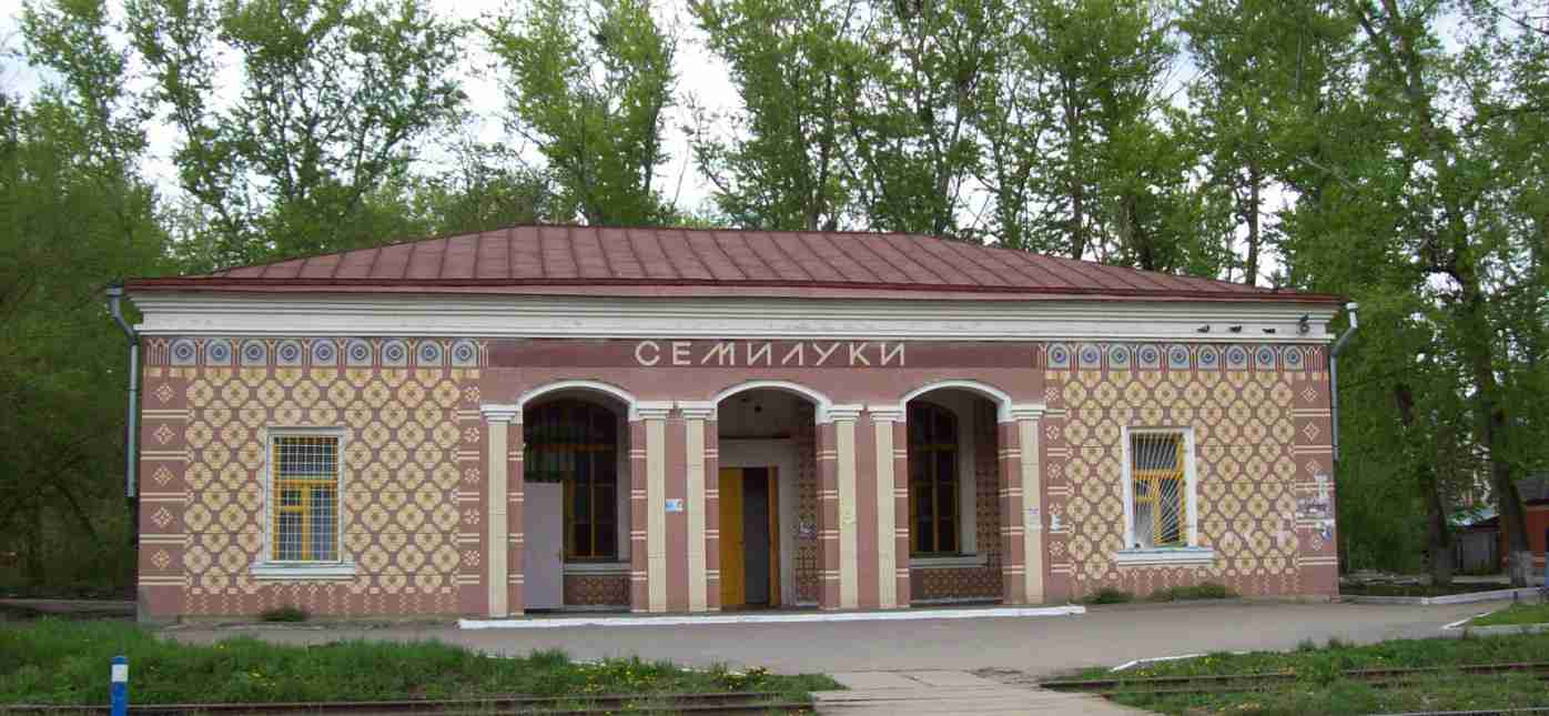 Грузоперевозки Москва - Семилуки