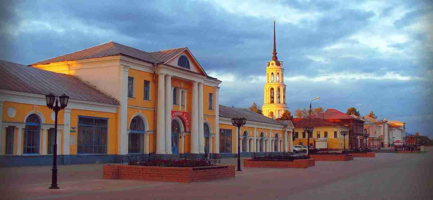 Грузоперевозки Москва - Шуя