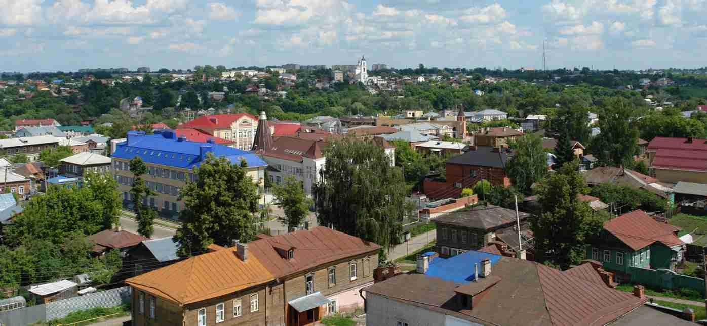 Грузоперевозки Москва - Павлово