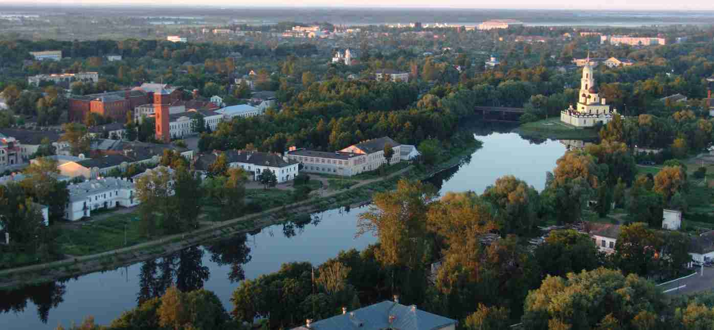 Грузоперевозки Москва - Боровичи