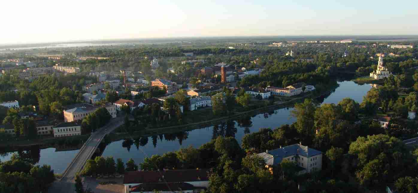 Грузоперевозки Москва - Старая Русса