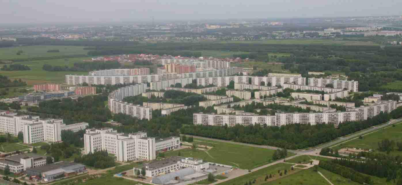 Грузоперевозки Москва - Краснообск