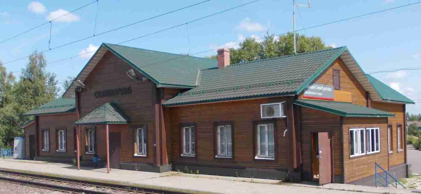 Грузоперевозки Москва - Семибратово